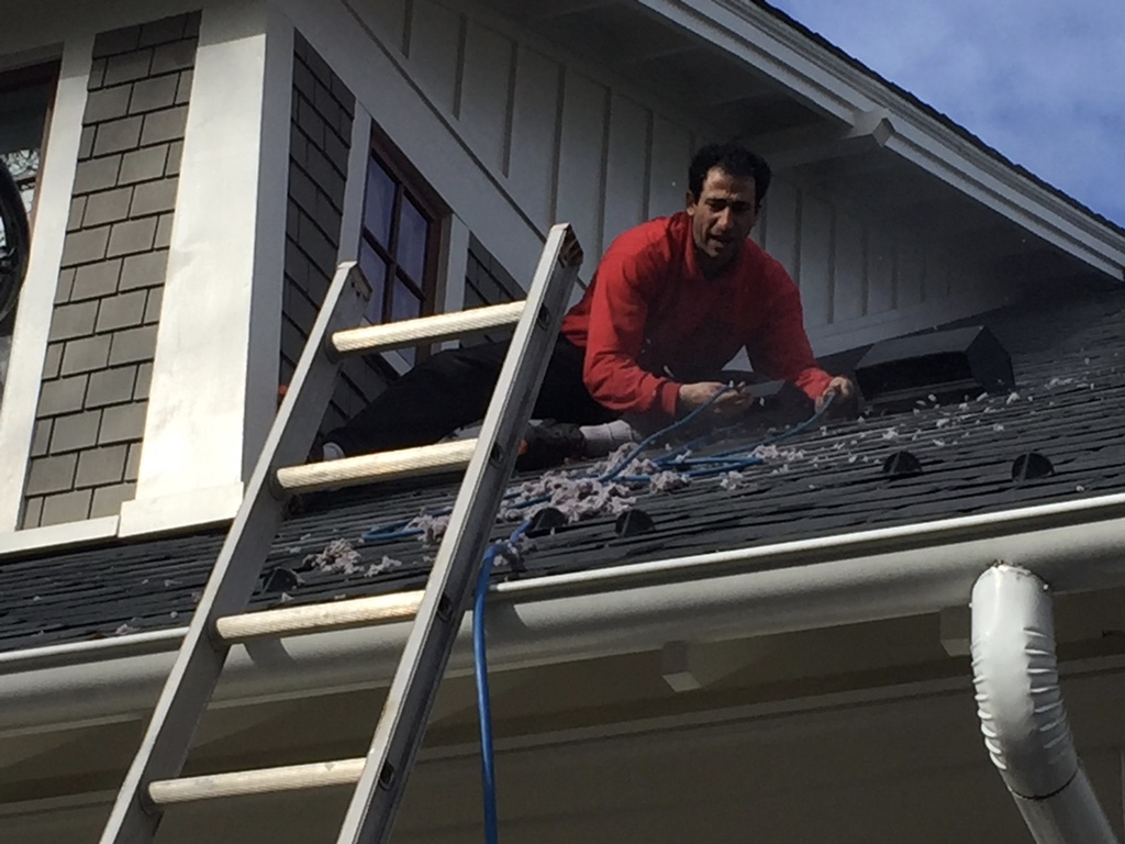 Dapper Ducts Dryer Vent Cleaning
